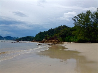 Island, Beach, Thailand, remote